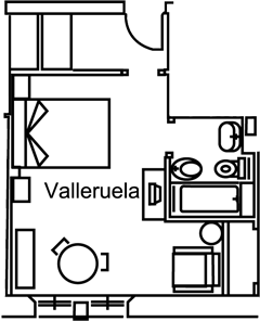 Valleruela floor plan